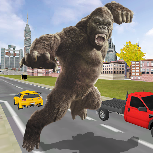 Gorilla Escape City Jail Survival 2.3 MOD APK Dwnload – free Modded (Unlimited Money) on Android