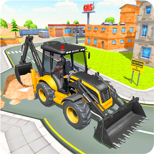 Heavy Excavator Sim 2020: Construction Simulator 15.0.8 MOD APK Dwnload – free Modded (Unlimited Money) on Android