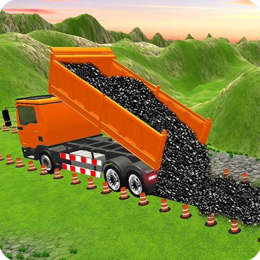 Road Builder: City Construction Games Simulator 3d  2.0 MOD APK Dwnload – free Modded (Unlimited Money) on Android