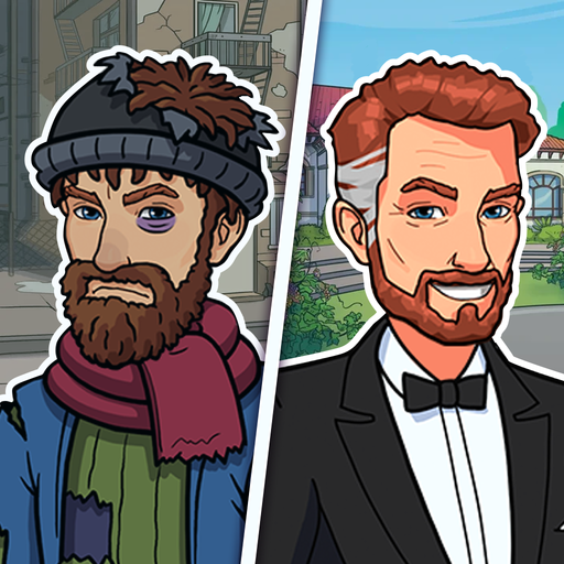 Hobo Life: Business Simulator & Money Clicker Game 1.10 MOD APK Dwnload – free Modded (Unlimited Money) on Android