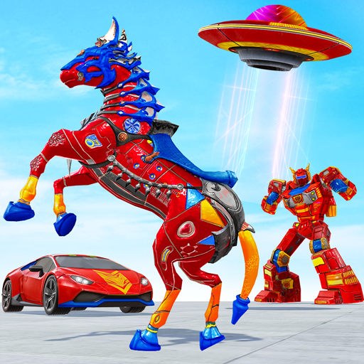 Horse Robot Car Game – Space Robot Transform wars 1.1.1 MOD APK Dwnload – free Modded (Unlimited Money) on Android