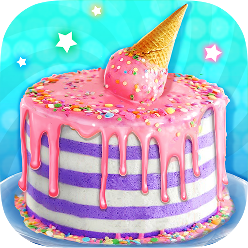 Ice Cream Cone Cake – Sweet Trendy Desserts 1.3 MOD APK Dwnload – free Modded (Unlimited Money) on Android