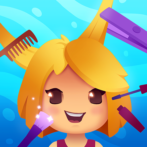 Idle Beauty Salon: Hair and nails parlor simulator 1.2.0002 MOD APK Dwnload – free Modded (Unlimited Money) on Android