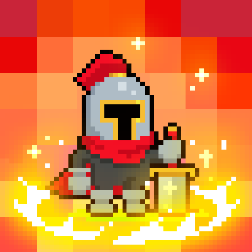 Retro Hero Mr Kim : Idle RPG  6.1.50 MOD APK Dwnload – free Modded (Unlimited Money) on Android