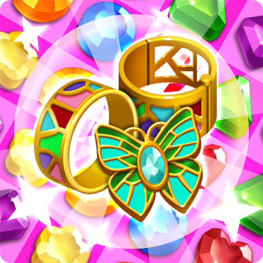 Jewel Witch – Best Funny Three Match Puzzle Game 1.8.2  MOD APK Dwnload – free Modded (Unlimited Money) on Android
