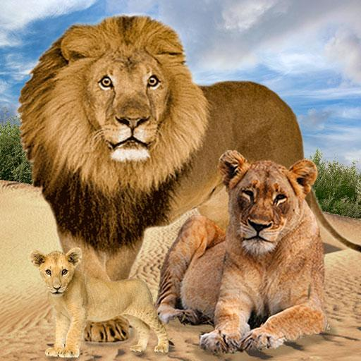 Jungle Kings Kingdom Lion Family 2.6 MOD APK Dwnload – free Modded (Unlimited Money) on Android