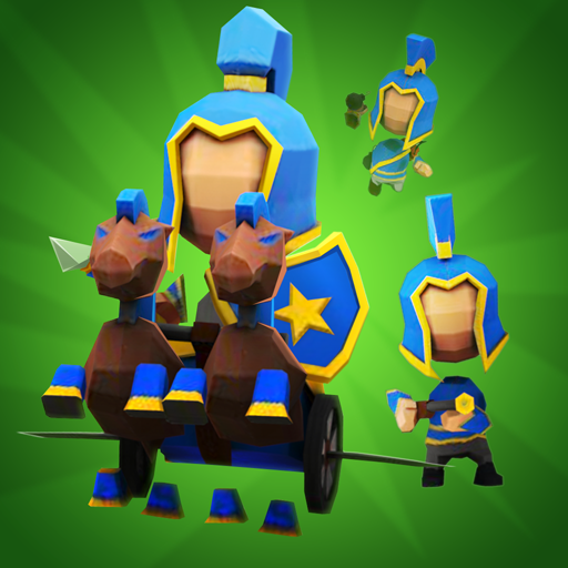 King of war: Legiond1.13   Modded (Unlimited Money) on Android