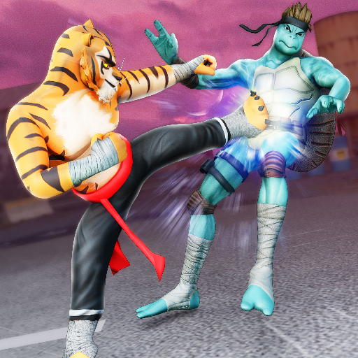 Kung Fu Animal Fighting Games: Wild Karate Fighter  1.1.6 MOD APK Dwnload – free Modded (Unlimited Money) on Android