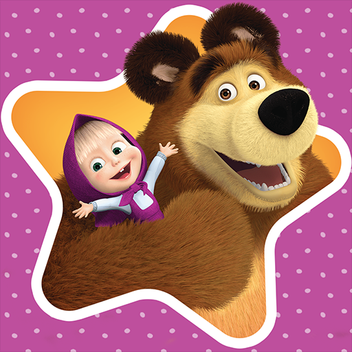 Masha and the Bear – Game zone  2.6 MOD APK Dwnload – free Modded (Unlimited Money) on Android