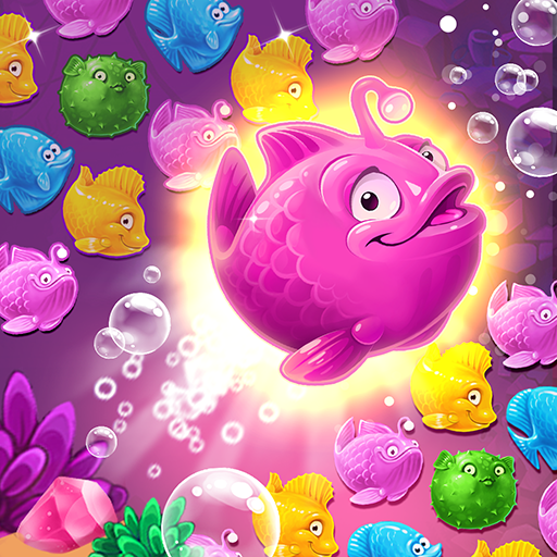 Mermaid treasure match-3  2.44.0 MOD APK Dwnload – free Modded (Unlimited Money) on Android