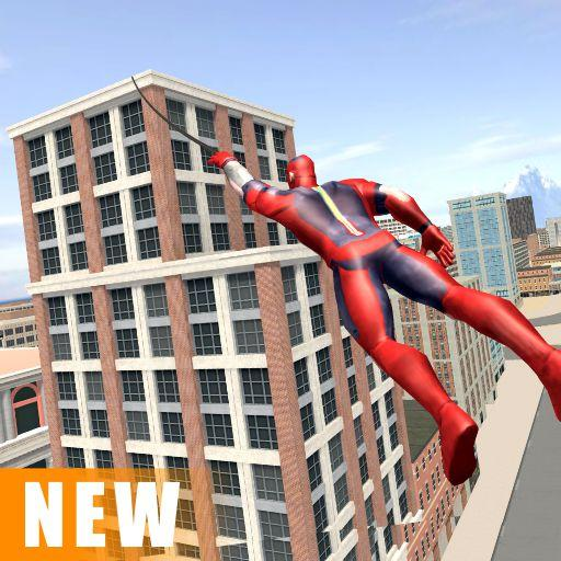 Miami Rope Hero Spider Open World City Gangster 1.0.25 MOD APK Dwnload – free Modded (Unlimited Money) on Android