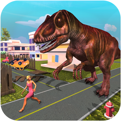 Monster Dinosaur Simulator: City Rampage 1.21  MOD APK Dwnload – free Modded (Unlimited Money) on Android