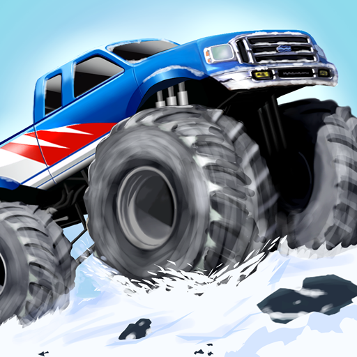 Monster Stunts — monster truck stunt racing game 5.12.62 MOD APK Dwnload – free Modded (Unlimited Money) on Android