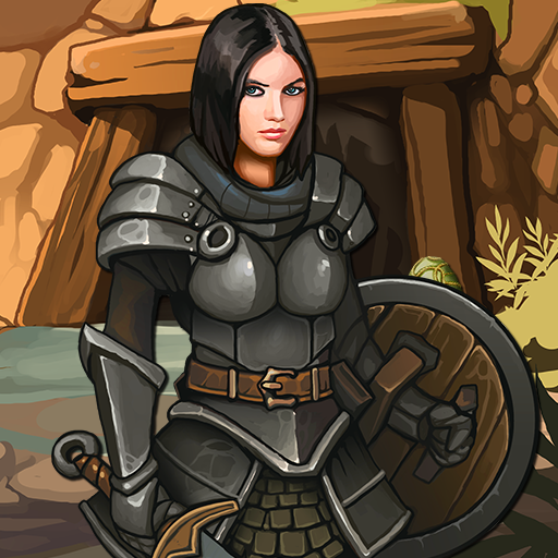 Moonshades: dungeon crawler RPG game 1.5.49 MOD APK Dwnload – free Modded (Unlimited Money) on Android