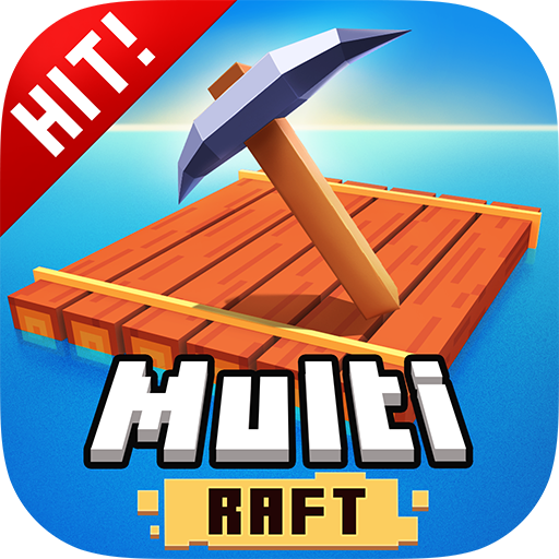 Multi Raft 3D: Survival Game on Island 2.4 MOD APK Dwnload – free Modded (Unlimited Money) on Android