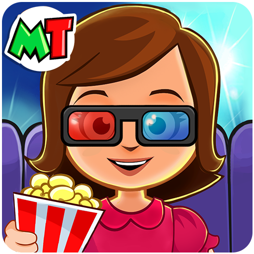 My Town : Cinema & Movie Star – Kids Movie Night  1.10 MOD APK Dwnload – free Modded (Unlimited Money) on Android