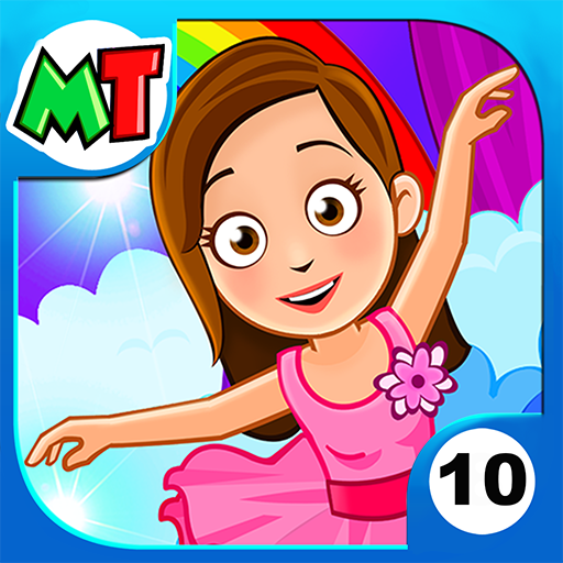 My Town : Dance School. Girls Pretend Dress Up Fun 1.27 MOD APK Dwnload – free Modded (Unlimited Money) on Android