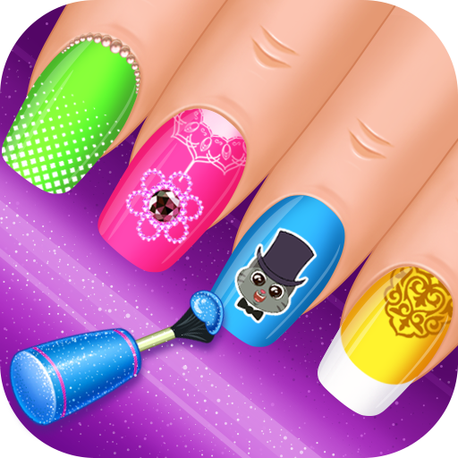 Nail Salon : princess 1.0.9  MOD APK Dwnload – free Modded (Unlimited Money) on Android