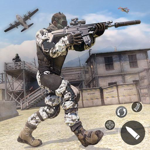 New Commando Shooter Arena: New Games 2020  2.5 MOD APK Dwnload – free Modded (Unlimited Money) on Android