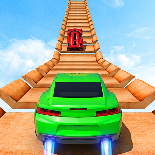 New Mega Ramp Crazy Car Stunts Games 1.0.38  MOD APK Dwnload – free Modded (Unlimited Money) on Android