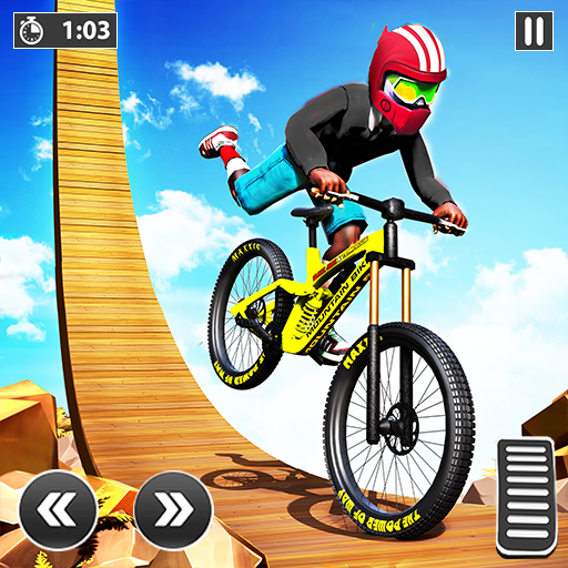 OffRoad BMX Bicycle Stunts Racing Games 2020 3.7 MOD APK Dwnload – free Modded (Unlimited Money) on Android