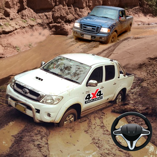 Offroad Pickup Truck Cargo Duty:Uphill Driving Sim 1.0 MOD APK Dwnload – free Modded (Unlimited Money) on Android