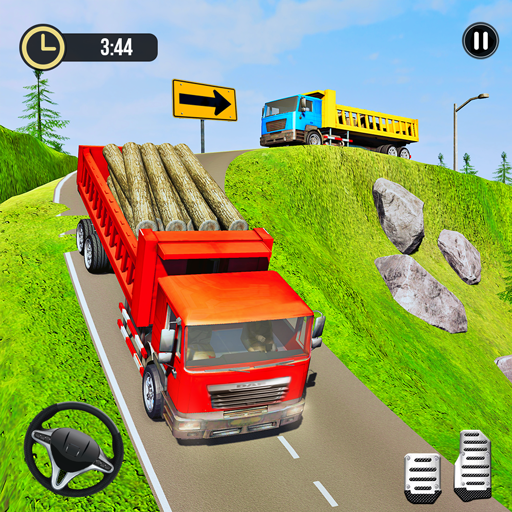 Offroad Truck Driver Cargo:3D Truck Driving Games 1.4 MOD APK Dwnload – free Modded (Unlimited Money) on Android