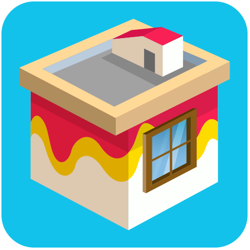 Paint wall | Exciting House Painting Puzzle Game 8.53 MOD APK Dwnload – free Modded (Unlimited Money) on Android