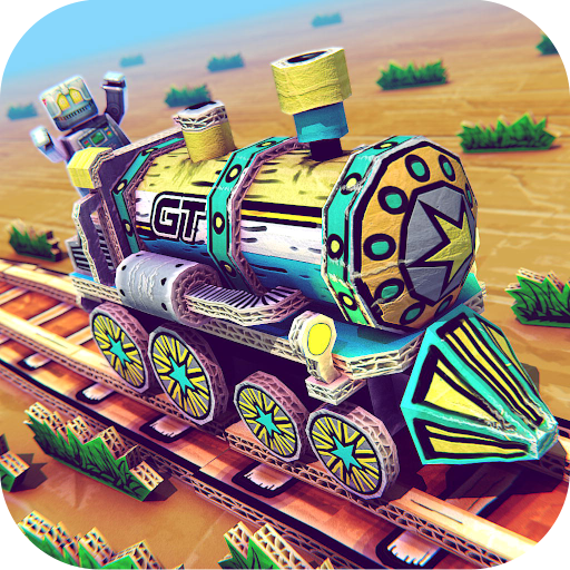 Paper Train: Rush 1.6.7 MOD APK Dwnload – free Modded (Unlimited Money) on Android