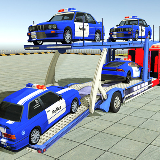 Police Car Transporter 3d: City Truck Driving Game 3.1 MOD APK Dwnload – free Modded (Unlimited Money) on Android
