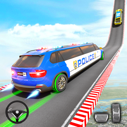 Police Limo Car Stunts Games : Mega Ramp Car Games 2.6  MOD APK Dwnload – free Modded (Unlimited Money) on Android