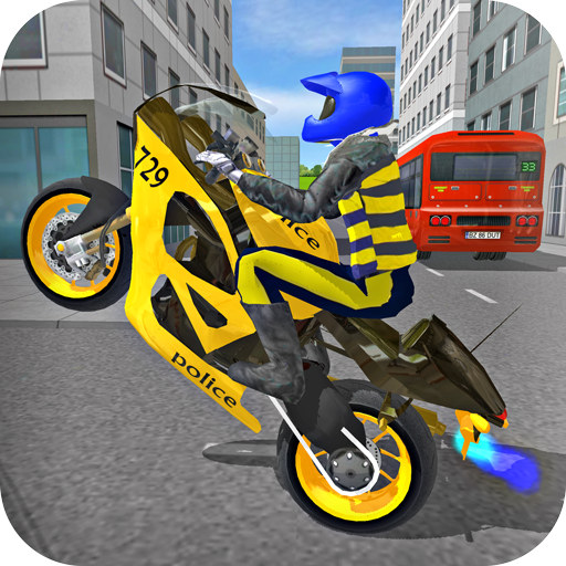 Police Motorbike Race Simulator 3D 1.0.7 MOD APK Dwnload – free Modded (Unlimited Money) on Android