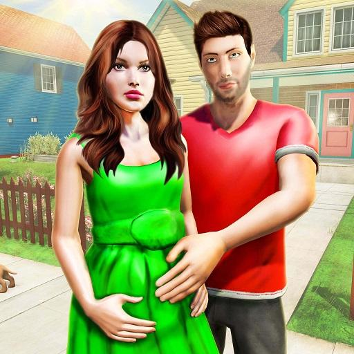 Pregnant Mom Happy Family Home 2.1.3  MOD APK Dwnload – free Modded (Unlimited Money) on Android