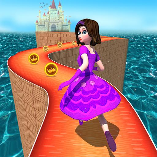 Princess Run 3D – Endless Running Game 2.5 MOD APK Dwnload – free Modded (Unlimited Money) on Android