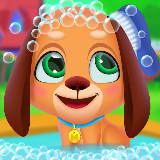 Puppy pet vet care salon – Pet daycare 8.0 MOD APK Dwnload – free Modded (Unlimited Money) on Android