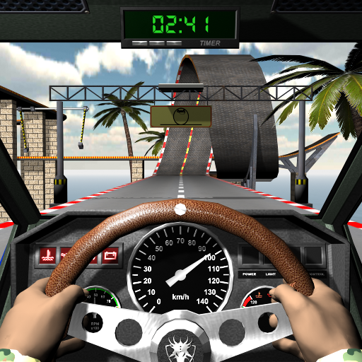 Racing stunts by car. Extreme driving 3.8 MOD APK Dwnload – free Modded (Unlimited Money) on Android