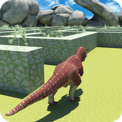 Real Dinosaur Maze Runner Simulator 2021 6.6 MOD APK Dwnload – free Modded (Unlimited Money) on Android