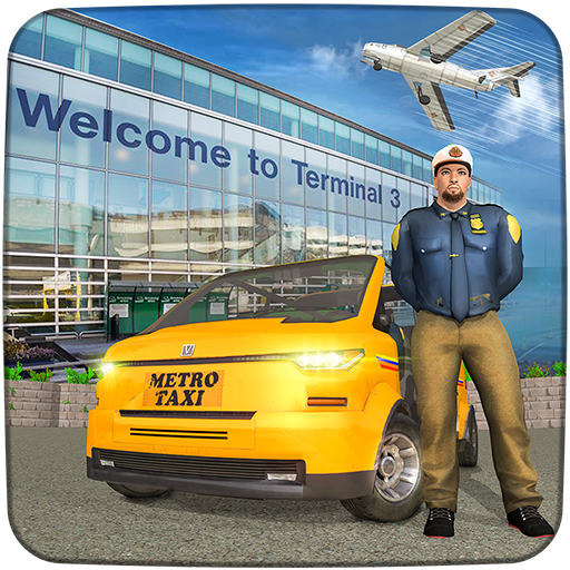 Real Taxi Airport City Driving-New car games 2020 1.8 MOD APK Dwnload – free Modded (Unlimited Money) on Android