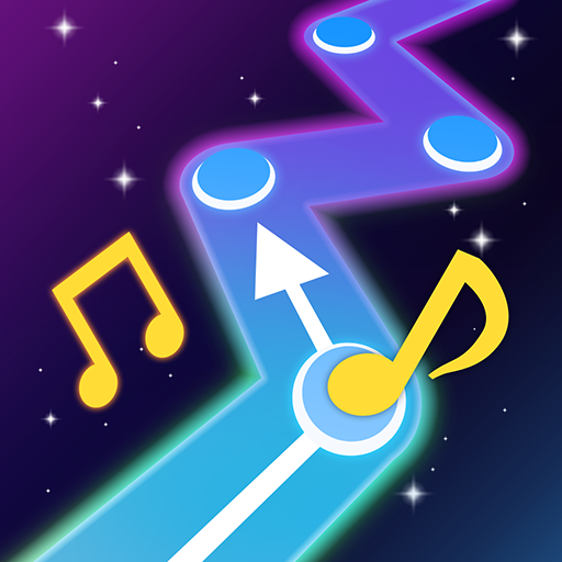 Rhythm Stars : climbing 1.1.2 MOD APK Dwnload – free Modded (Unlimited Money) on Android