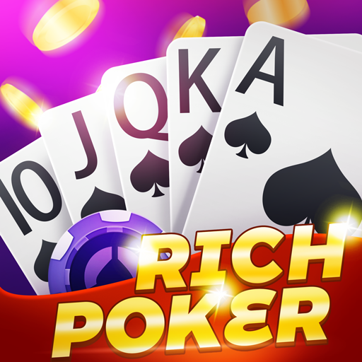 Rich Poker 1.1.7 MOD APK Dwnload – free Modded (Unlimited Money) on Android