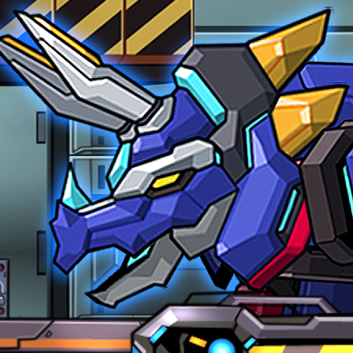 Robotforce – Mechadino : Triceratops 1.2 MOD APK Dwnload – free Modded (Unlimited Money) on Android