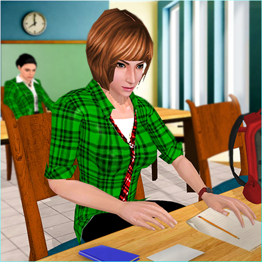School Girl Simulator: High School Life Games 1.10 MOD APK Dwnload – free Modded (Unlimited Money) on Android