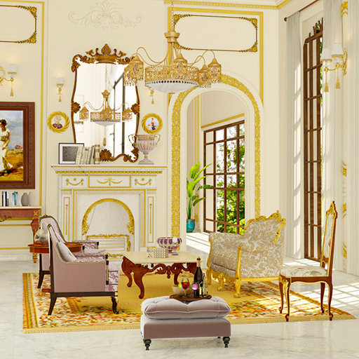 Home Design – Million Dollar Interiors  1.1.1 MOD APK Dwnload – free Modded (Unlimited Money) on Android