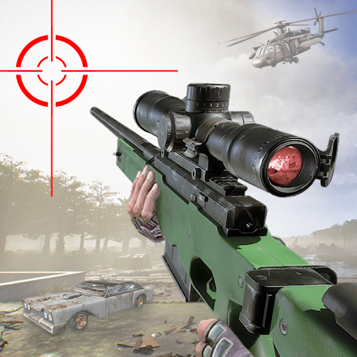 Sniper Ghost Fps Commando Warrior- Jungle Survival 1.2.1 MOD APK Dwnload – free Modded (Unlimited Money) on Android