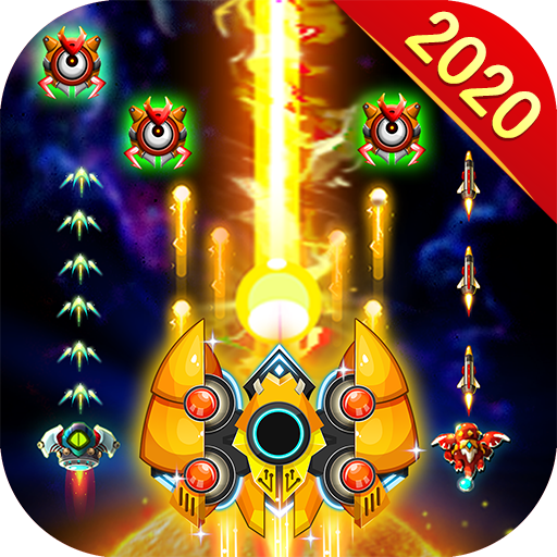 Space Hunter Galaxy Attack Arcade Shooting Game  1.9.9 MOD APK Dwnload – free Modded (Unlimited Money) on Android