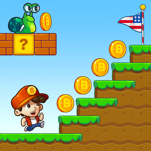 Super Jack's World – Free Run Game 1.32  MOD APK Dwnload –  free Modded (Unlimited Money) on Android