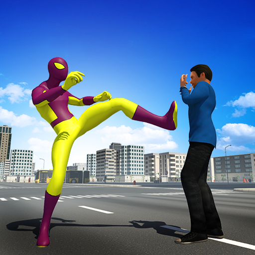 Super Spider hero 2018: Amazing Superhero Games 3.1 MOD APK Dwnload – free Modded (Unlimited Money) on Android