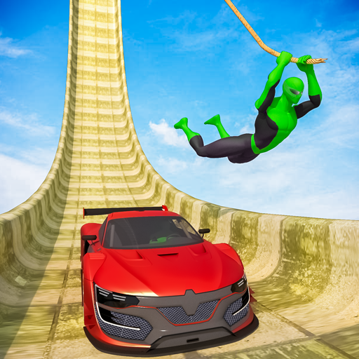 Superhero Mega Ramps: GT Racing Car Stunts Game  1.20 MOD APK Dwnload – free Modded (Unlimited Money) on Android