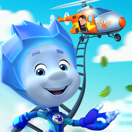 The Fixies Helicopter Game! Fiksiki Fixing Games! 1.6.1 MOD APK Dwnload – free Modded (Unlimited Money) on Android