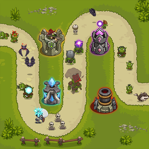 Tower Defense King 1.4.8 MOD APK Dwnload – free Modded (Unlimited Money) on Android